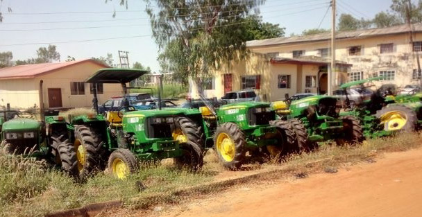Carousal Looting: 238 suspects arrested by police in Adamawa, recovers 35 tractors, others