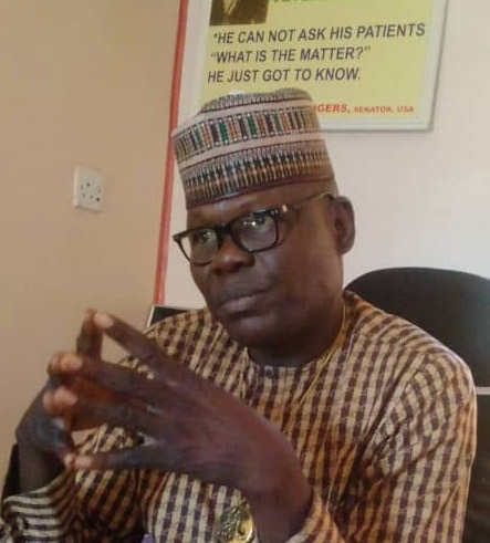 LOOTING: N50B CANNOT RESTORE AGRIC SECTOR IN ADAMAWA-Dr.Nyalas.