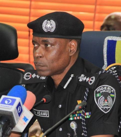 Police arrest four suspected armed robbers in Adamawa