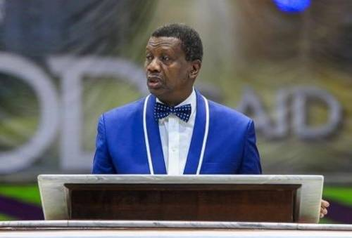 Nov 1st:RCCG declares 30-day fasting, prayer for Nigeria