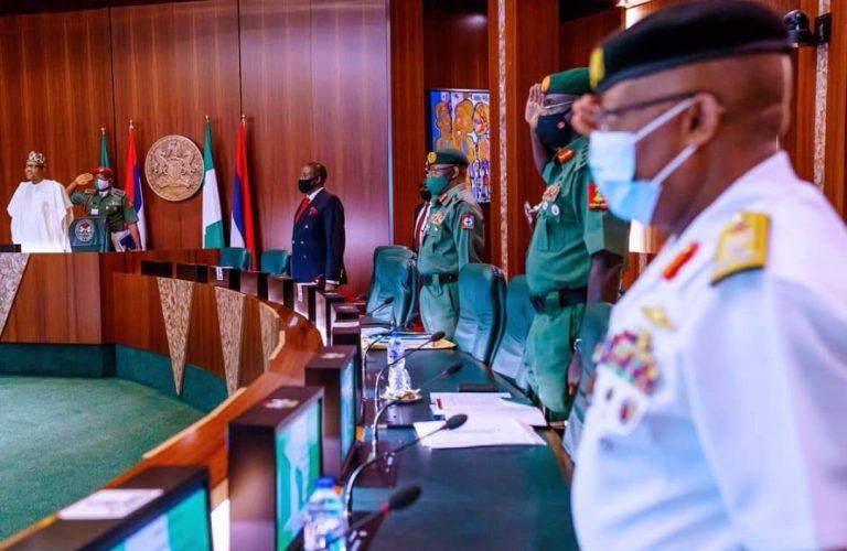 Buhari convenes National Security Council meeting