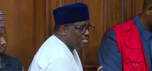 Fleeing ex-pension boss, Maina arrested in Niger Republic