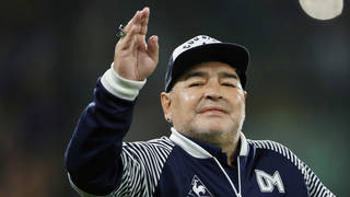 Diego Maradona is dead: Argentinian football legend passes away aged 60
