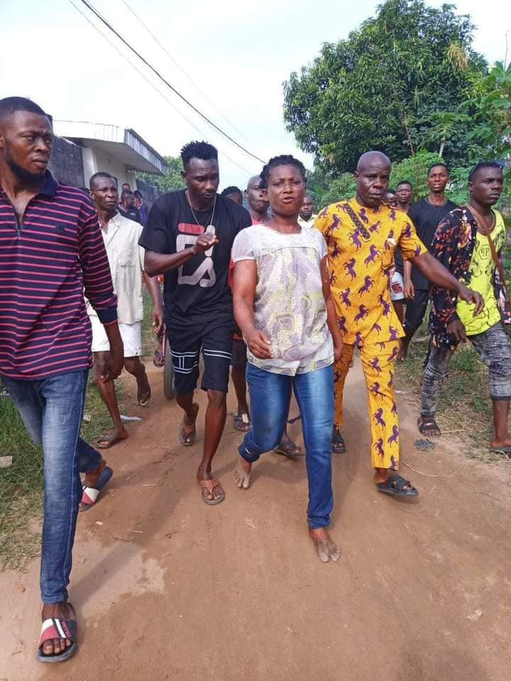 Woman arrested for killing mother in A'Ibom