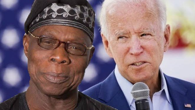 Biden's election: It's victory of good over evil, says Obasanjo