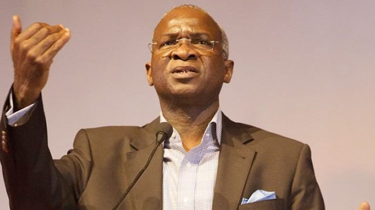 FG needs N1.5trn to fix roads within three years – Fashola