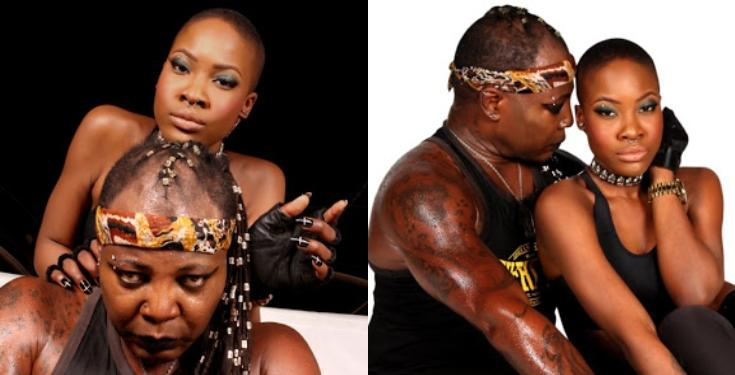 I'm grateful i have a daughter a gay and a lesbian-Charly Boy