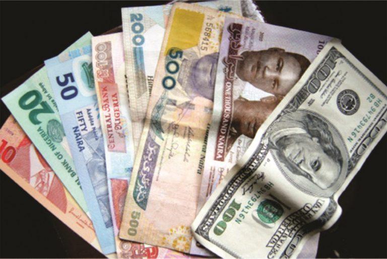 Naira depreciates N465 against US dollar, others at black market