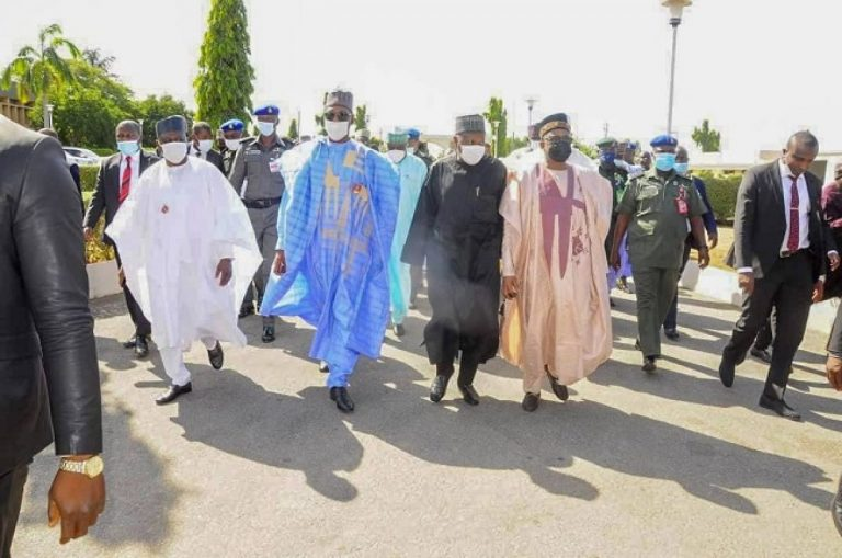 Insecurity: Give us powers to prosecute terrorists – North-East govs