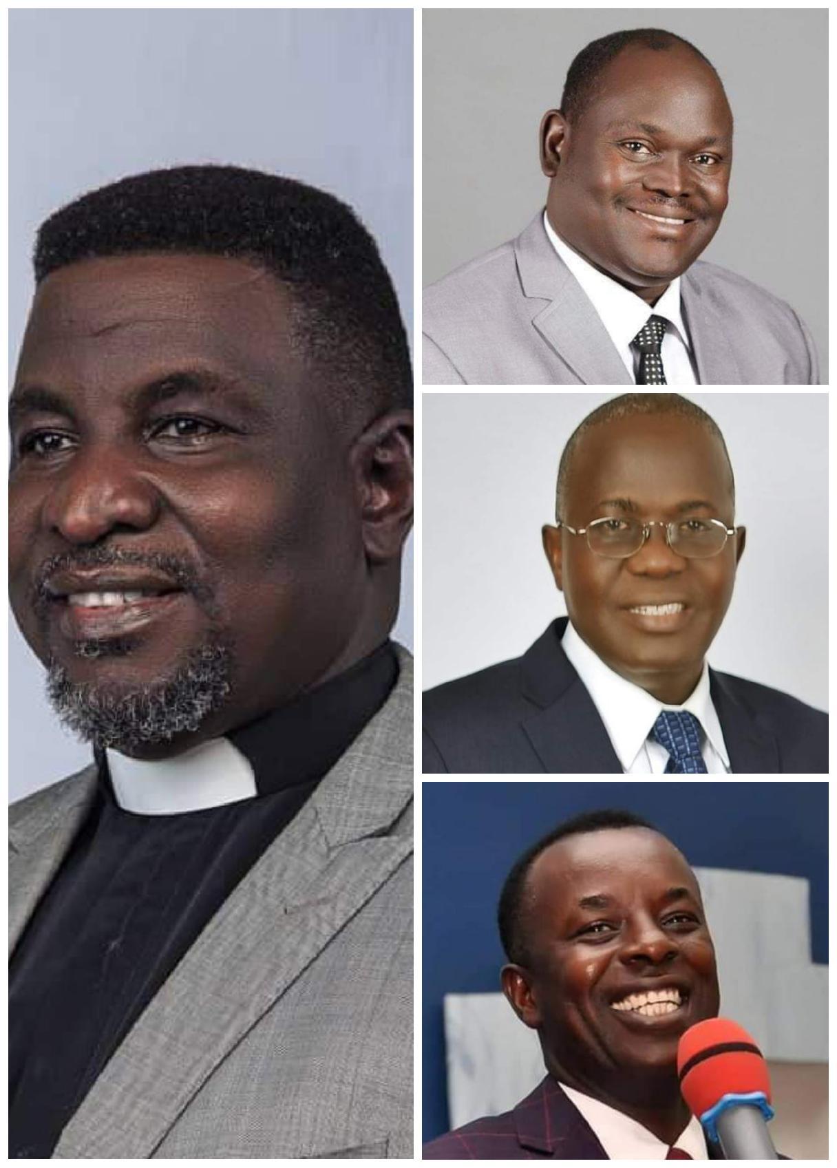 Invitation:Jallo, Habu, Godwin , Bano set for Bishop consecration coming Saturday