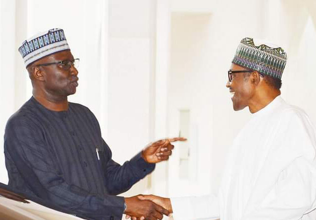 SPECIAL TRIBUTE TO MY LEADER BOSS THE SGF, by Umar Duhu