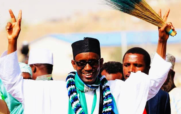 "@60: Sen Abbo Salutes Ribadu, describes him as a  ""detribalized Wonderful Nigerian"""