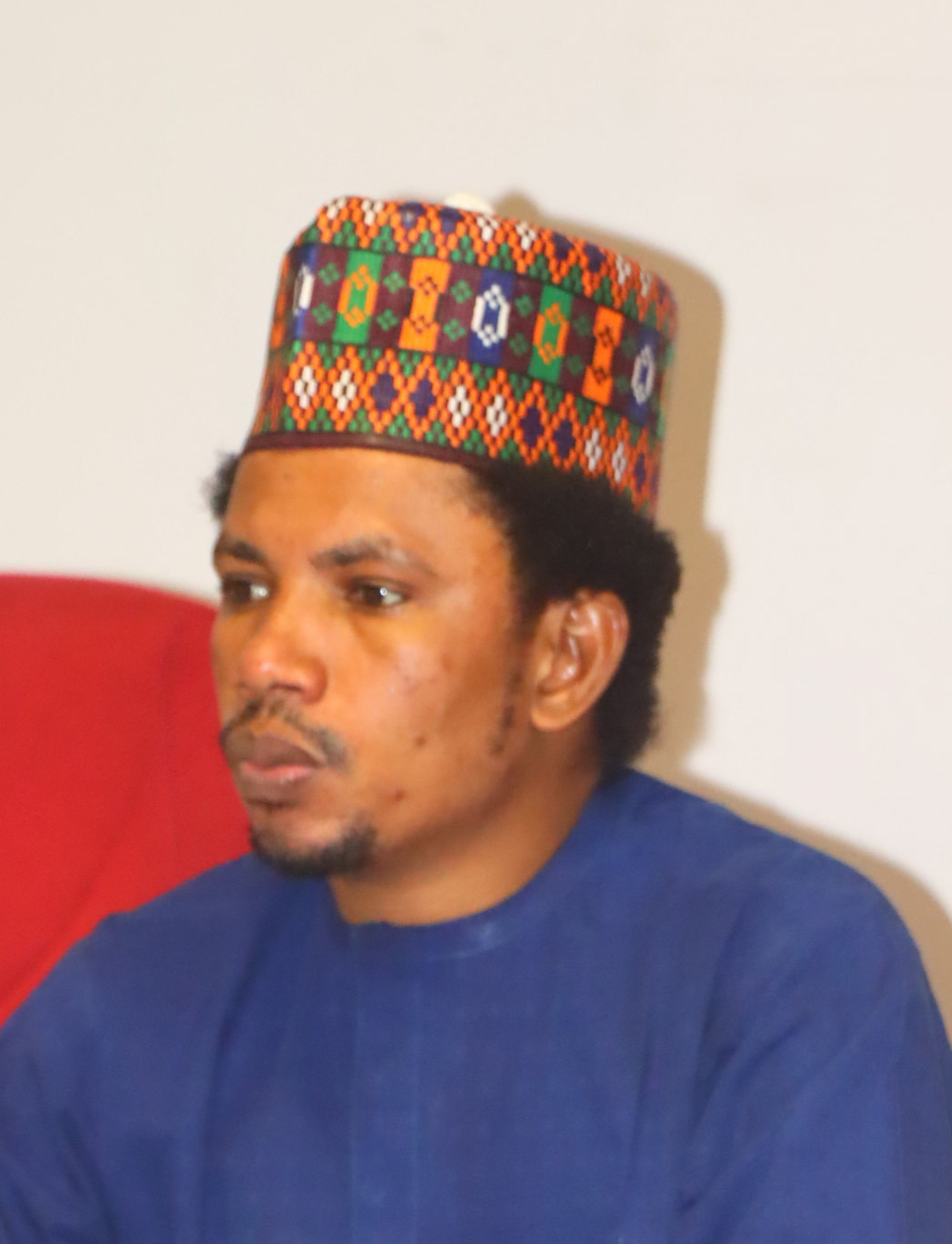 Ribadu is my Boss, he can't be my running mate- Abbo distances self from a viral poster