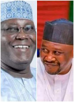 "At 74: Gov Fintiri congratulates Atiku says ""He's the greatest politician of our time"":"