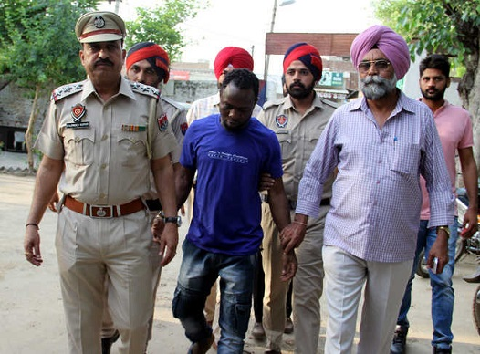 Indian police arrest three Nigerians, seize N13.9m worth of cocaine
