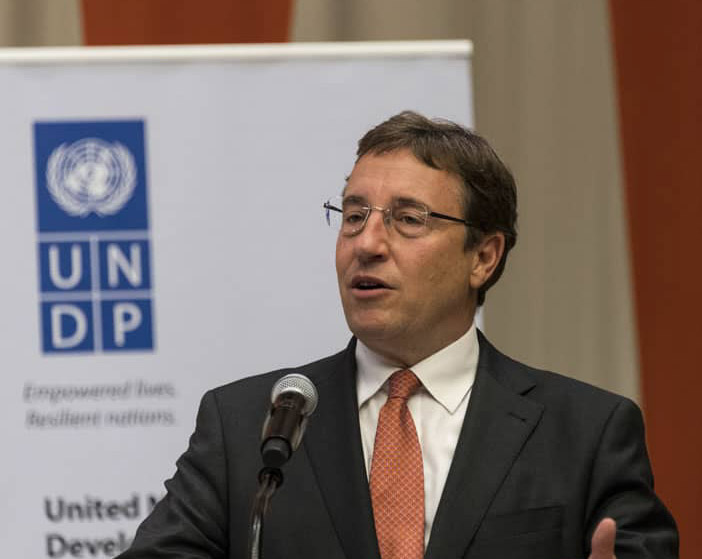 UNDP launches p'nership to restore int'l travel and economic life with technology