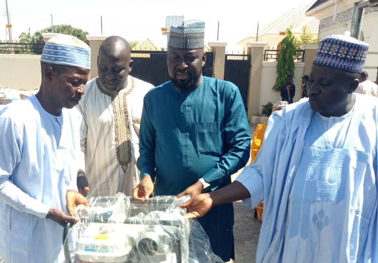 Hammajoda: Adamawa Assembly lawmaker empowers constituents with Cars, Motorcycles, Cash others