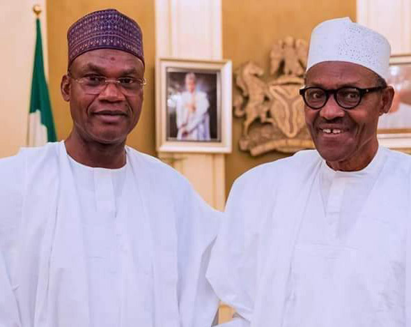 Tahir,most loyal party man – Adamawa APC chieftain, Mustapha Ribadu says