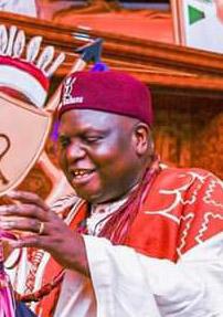 Nggilari: Adamawa former Governor congratulates the 29th paramount ruler of Bachama Kingdom