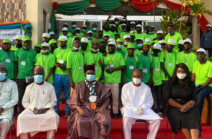 Agricultural Empowerment: Bauchi Gov Presents Certificates To 208 Students