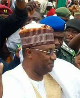 Revolutionary group movement honors Sen Bindow for Excellence service to Adamawa