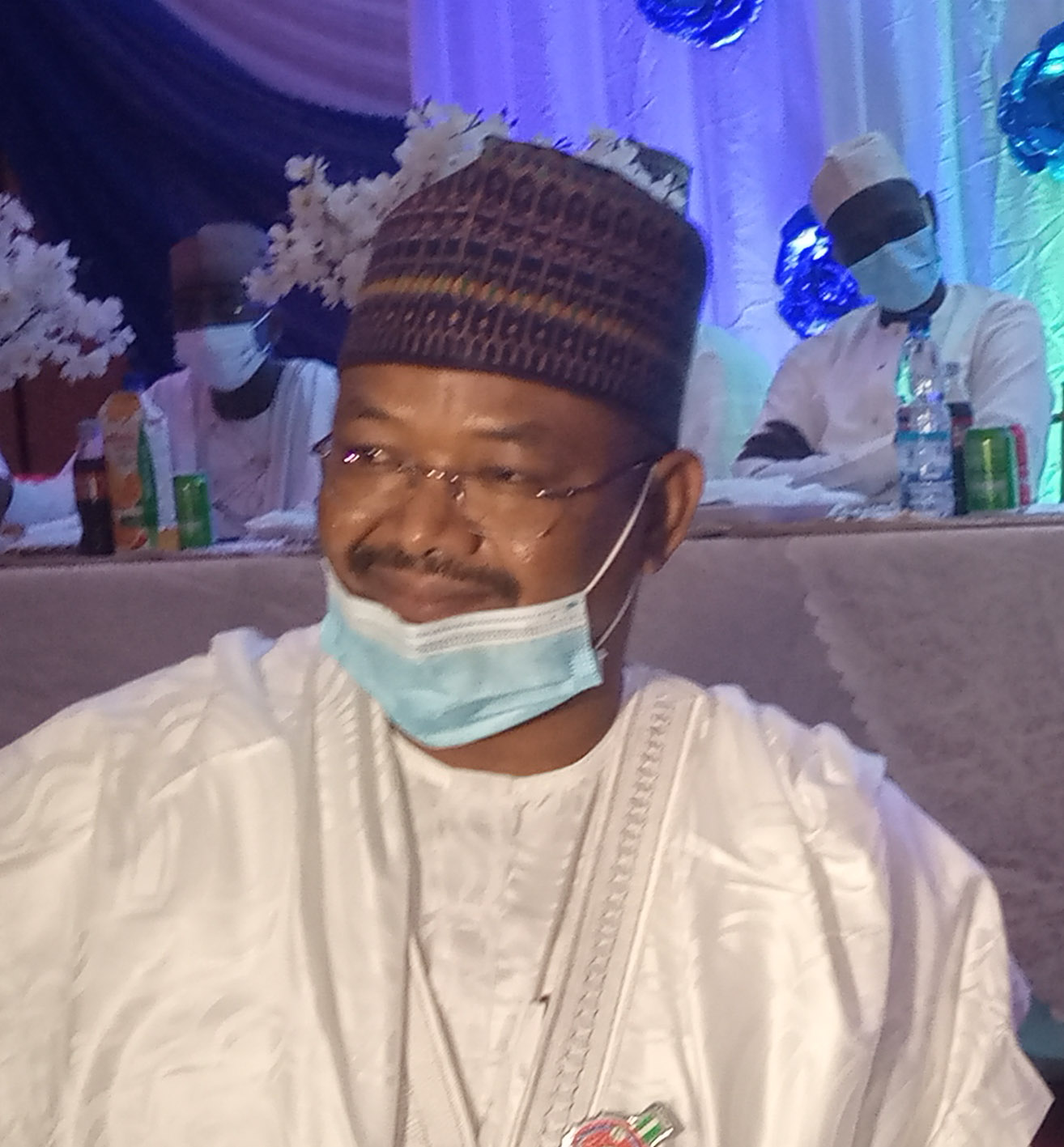 Adamawa illustrious Sons and Daughters honor Prof Sa'ad, MD Fed Medical Center Abuja