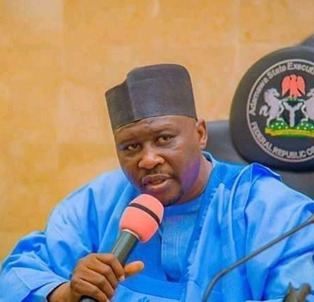 Adamawa CP receives commendation by Gov Fintiri for steadfast fight against crime
