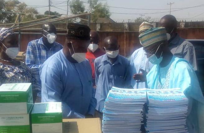 Taraba SDGs office donate 100 hospital beds, equipment to COVID-19 task force