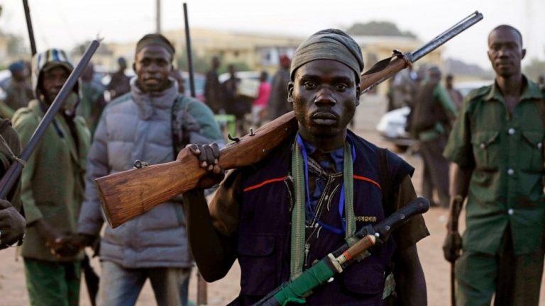 Borno arms hunters to fight Boko Haram insurgents