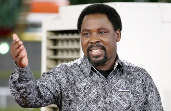 I never prophesied Orji Kalu'll be Nigeria's next president – TB Joshua