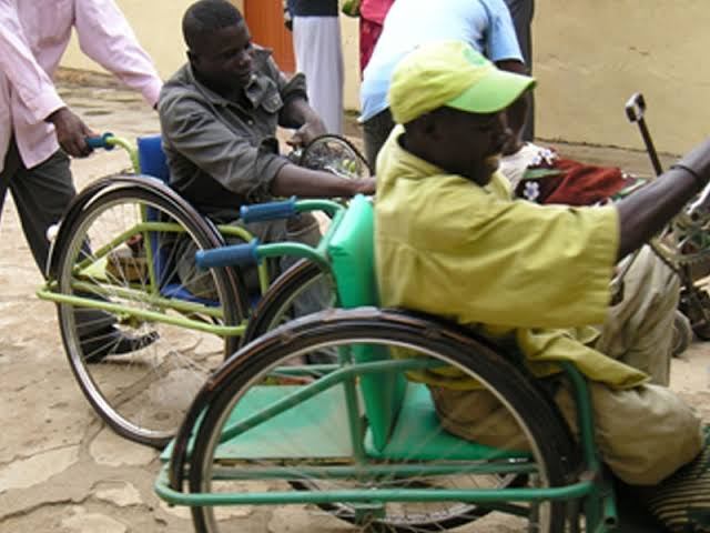 Disabled people in Adamawa protest over govt insensitivity,non inclusion