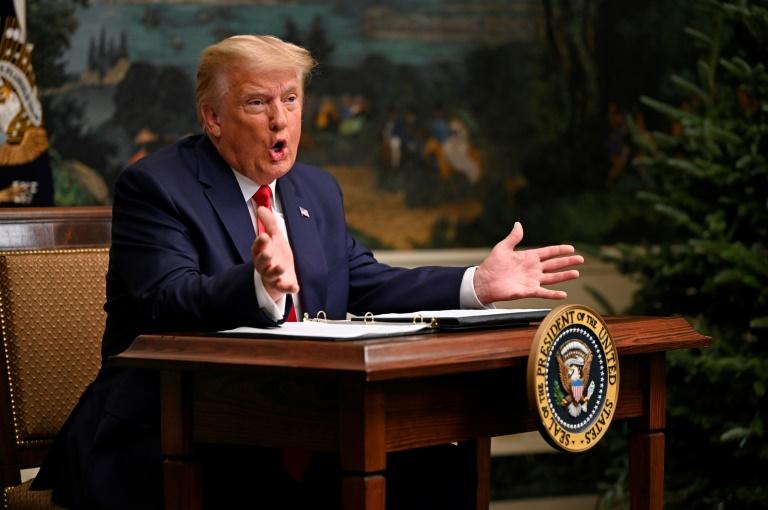 I won't attend Biden's inauguration, says Trump