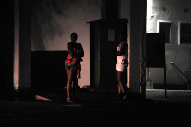 Why we're turning to prostitution for survival – Teenagers, single mothers