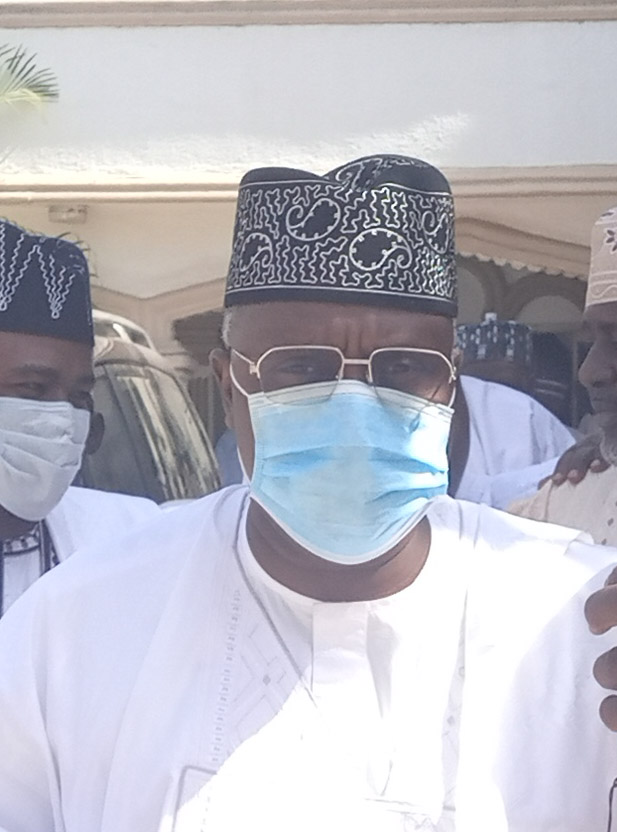 Adamawa in standing ovation as Sen Bindow, former Governor visit Mubi