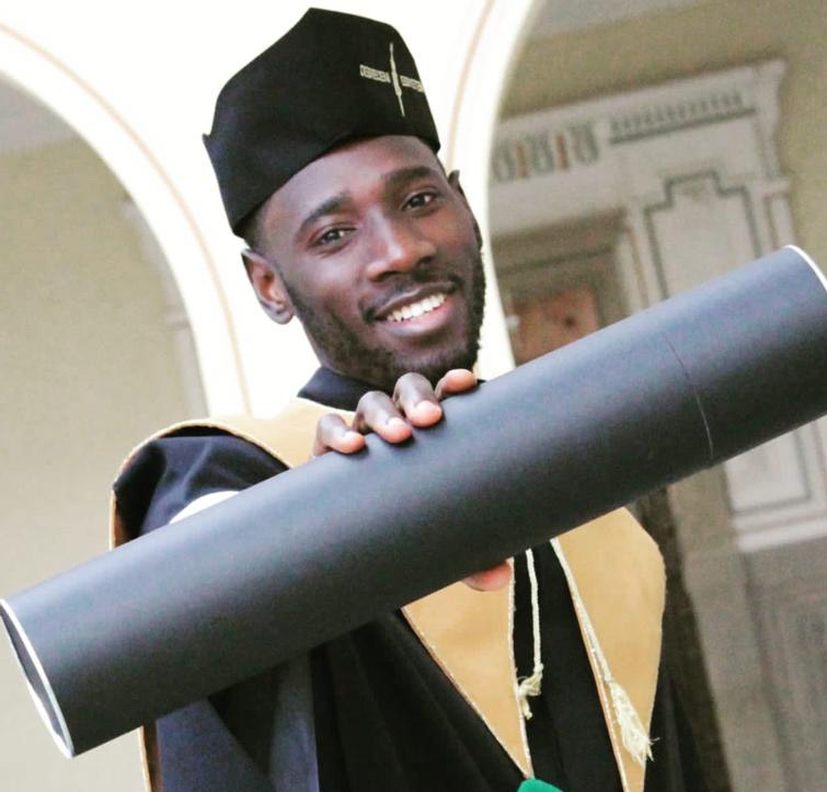 26 yr old Son of Adamawa Amb nominee to the Czech Rep set int'l record, graduates overall best from Hungary Debrecen Univ in Medicine