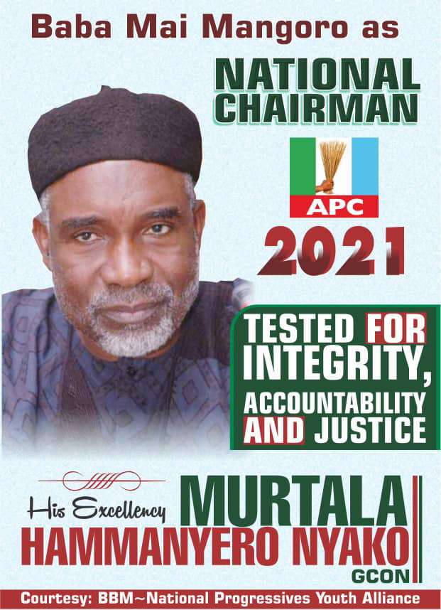 BBM group drums support for  Nyako to be the next APC National Leader