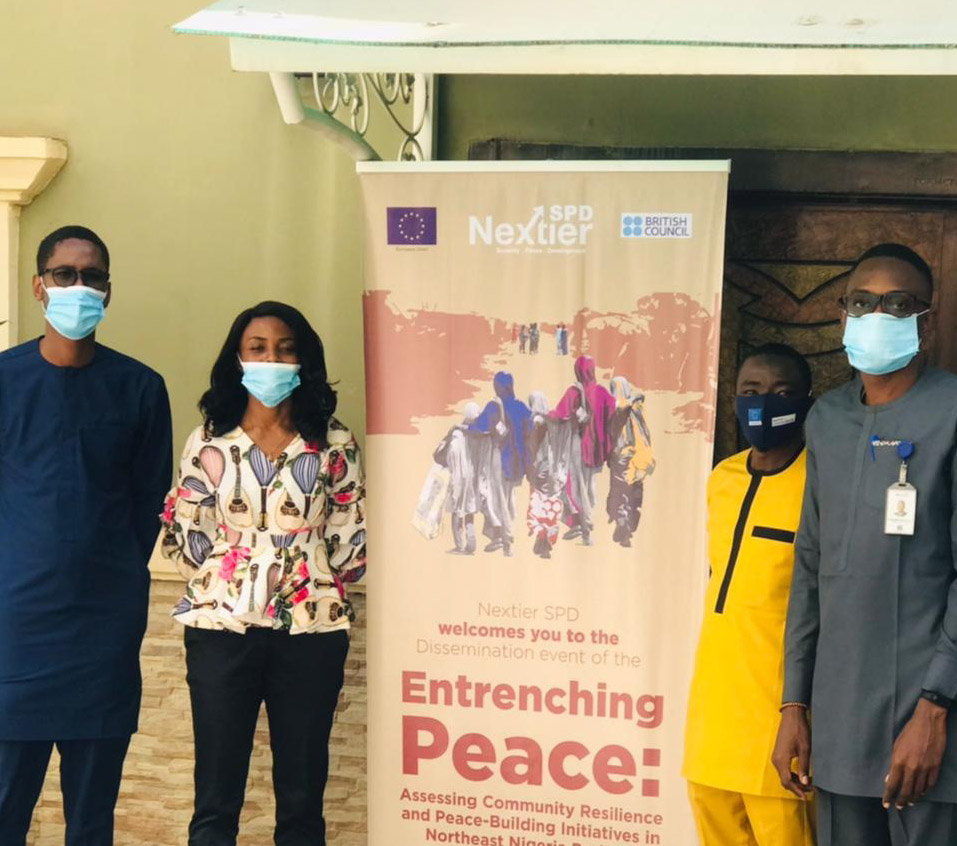 Security is everyone's business -Nextier organises events for Northeast peace initiative in Adamawa