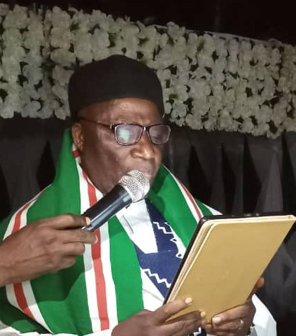 Civic Reception In Honour Of Comrade Silas Adamu Grounds Kafanchan