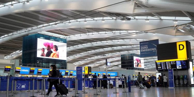 COVID-19: UK imposes travel ban on 30 countries, exempts Nigeria