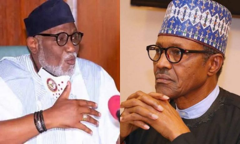 Akeredolu's quit notice and Buhari's govt defence of killer herders