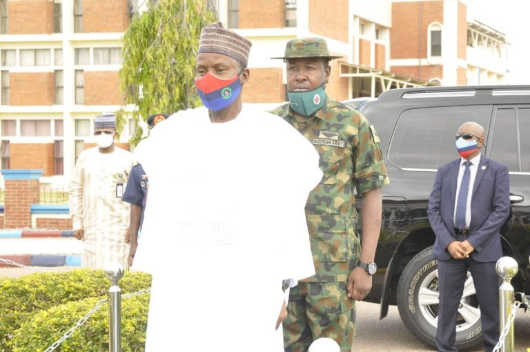 I can't tell when insurgency in Nigeria will end