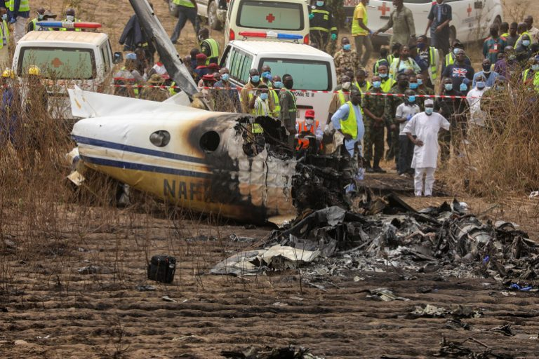 Revealed! AirForce officers killed in Abuja military plane crash identified
