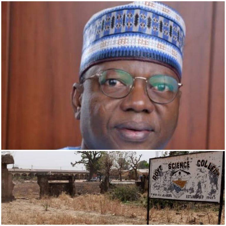 PDP responsible for dilapidated Kagara science school —APC senator