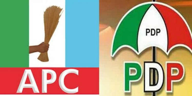 Scores of APC chieftains defect to PDP in Bayelsa