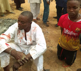 Drama in Yola court premises as angry Man stabs lover with knife