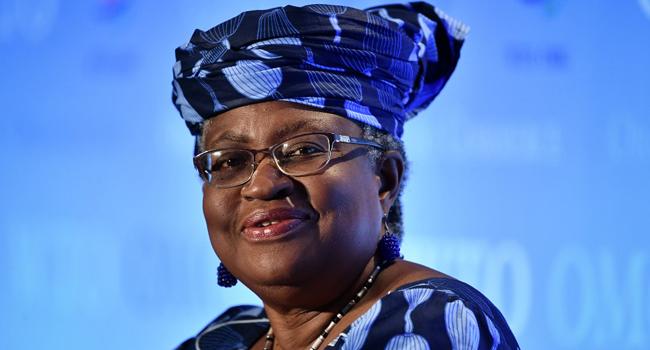 WTO confirms Okonjo-Iweala as DG
