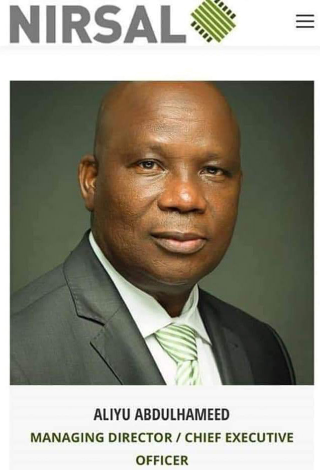 NYCI passes vote of confidence on NIRSAL's MD, commends Buhari for his reappointment