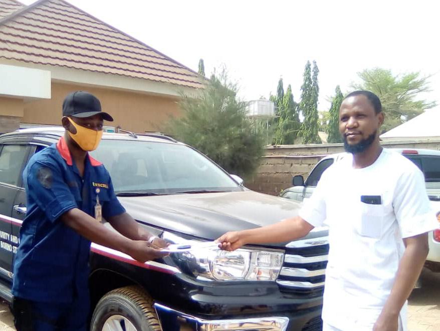 Insecurity: PEF/PCNI donates operational vehicles to Borno and Yobe NSCDC