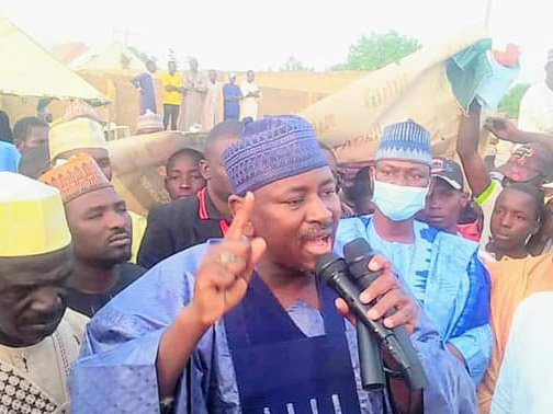 Bauchi: Over 9,000 politicians decamp to APC as Giade Agog in honor of  Farouk