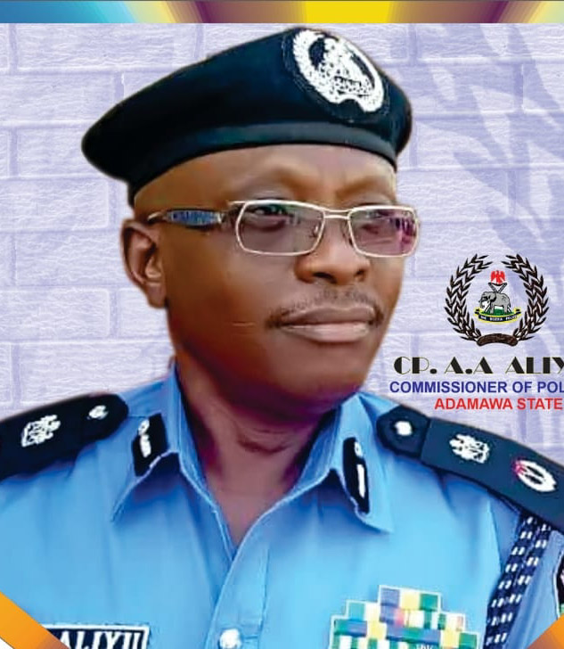 Police in Adamawa recover Toyota vehicle,Tricycle as more personnel deployed flash points